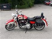 HARLEY DAVIDSON Motorcycle FXRS 1340CC